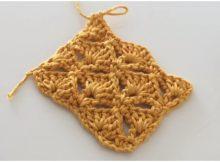 Crochet Seashell Braids Stitch