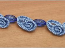 Easy Cord With Beads