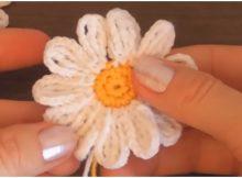 Easy Motif Flowers