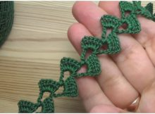 Easy Tape Lace