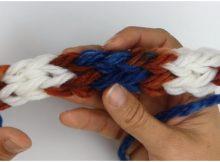 Finger Knit Cord
