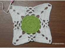 Granny Square Double Stitch