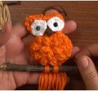 Creative Mini Macrame Owl