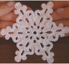 Motif Snowflake