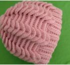 3D Beanie Hat Elastic Stitch