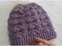 Beautiful Easy Beanie Hat
