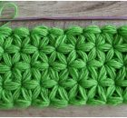 Crochet Beautiful Star Stitch
