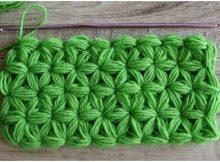 Crochet Beautiful Star Stitch