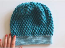 Easy Beanie Hat Pattern