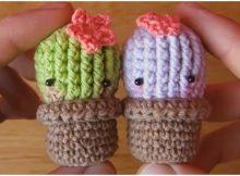 Easy Cactus Amigurumi