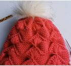 Beautiful Pom Pom Hat