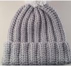 Beautiful Ribbed Hat