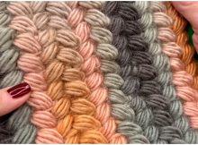 Easy Beautiful Braided Stitch