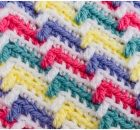 Crochet Apache Tears Stitch
