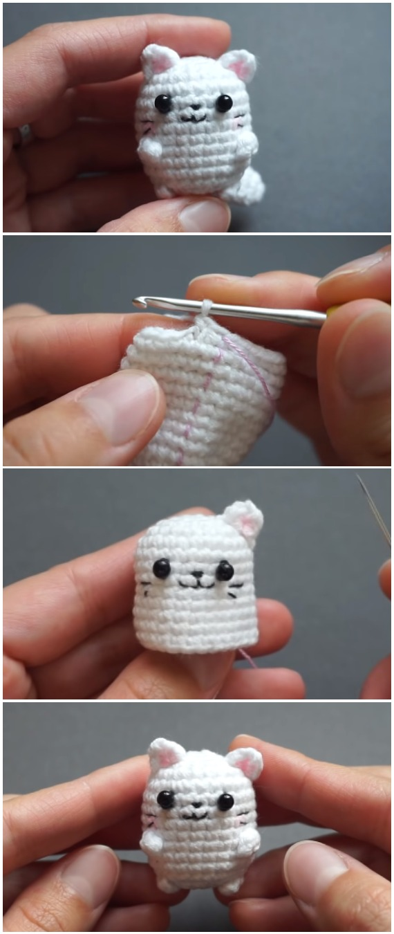 Crochet Easy Cat Amigurumi