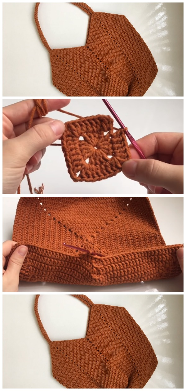 Crochet Amazing Summer Bag