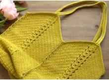 Granny Square Bag Free Pattern