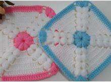 Motif Baby Blanket