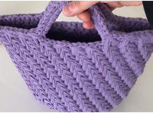 Ribbon Bag For Summer