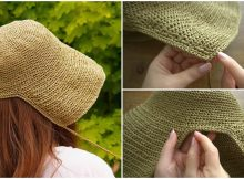 Summer Bonnet Hat