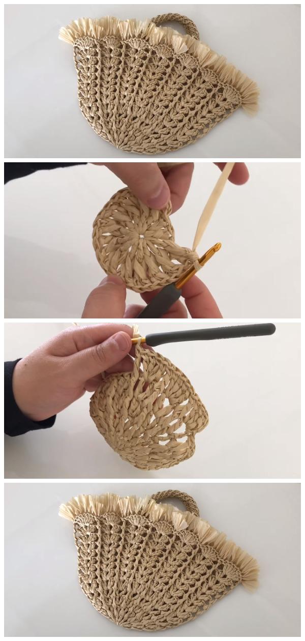 Crochet Amazing Beach Bag