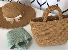 Easy Bag Paper Yarn