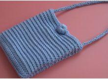 Crochet 2 Pocket Bag