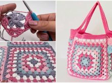 Easy Large Granny Bag
