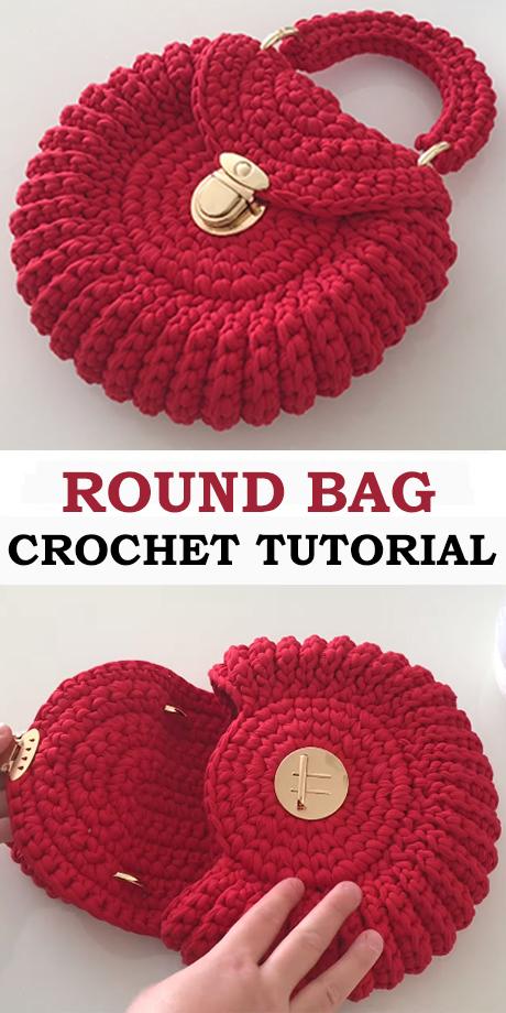Easy Round Bag