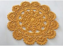 Easy Wonderful Doily