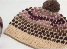 Beautiful Winter Beanie Hat