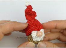Easy Christmas Gnomes Amigurumi