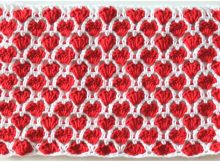 Hearts Stitch