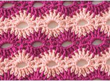 Easy Petal Stitch