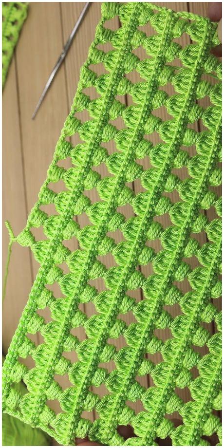 Gorgeous Stitch Blanket
