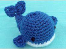 Whales Amigurumi