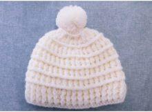 Easy Baby Beanie Hat