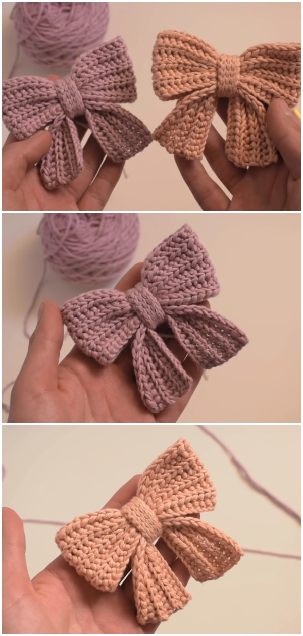 Easy Bow Ornament