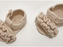 Gorgeous Baby Booties