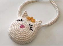 Kitty Bag For Girls